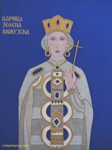 Carica Jelena Anžujska