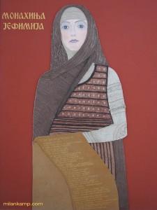 Monahinja Jefimija